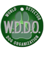 Image Logo World Detector Dogs Organization